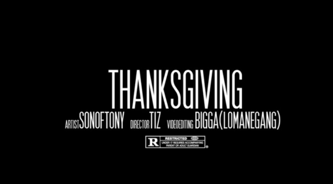 Video | Thanksgiving – ‪@essoworldwide ‬#W2TM