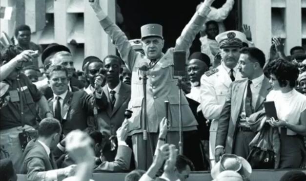 Listen & Purchase | Charles de Gaulle – @TeamNDL #W2TM