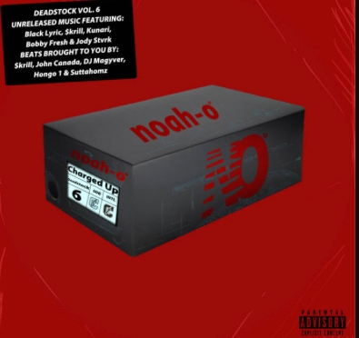 ‪Listen & Purchase | Deadstock Vol. 6 @ChargedUpNoahO ‬ #W2TM