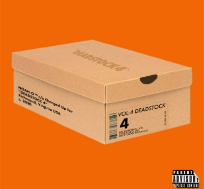 Listen & Purchase | DEADSTOCK VOL​.​ 4 – ‪@ChargedUpNoahO ‬#W2TM