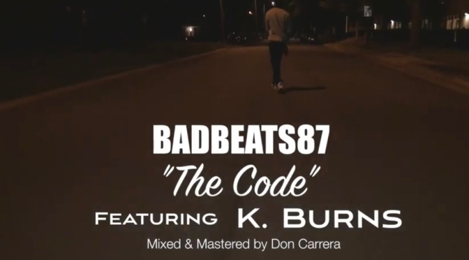 Video | The Code – Bad Beats 87 x ‪@OGUncleBurnie ‬#W2TM