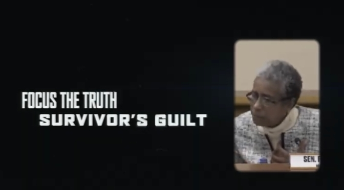 Video | Survivor's Guilt – ‪@focusthetruth ‬#W2TM