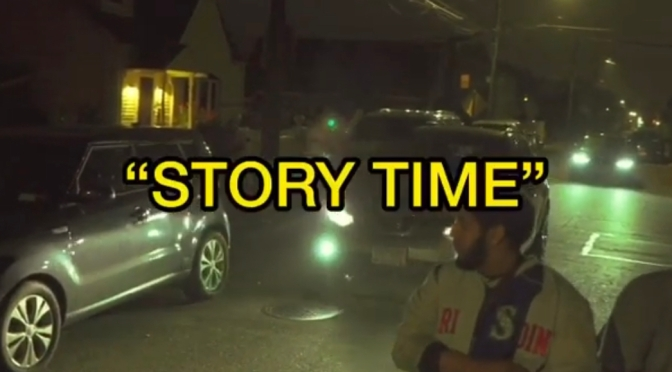 Video | Story Time – @JoshAlias #W2TM