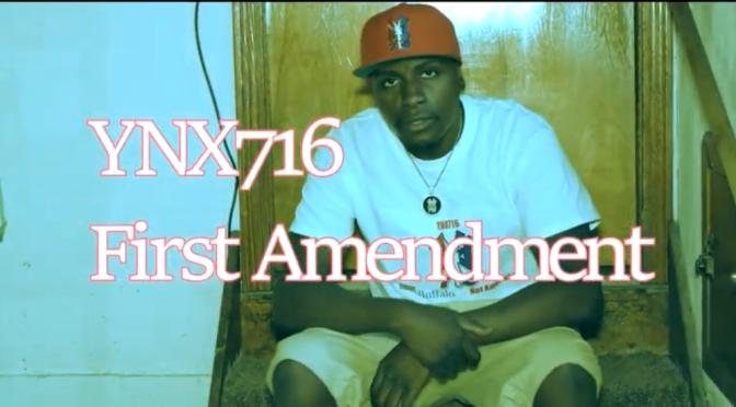 Video | First Amendment – @ynx716 #W2TM