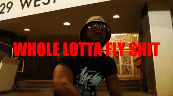 Video | Whole Lotta Fly Shit – Joe Sig x @jahmonteogbon #W2TM