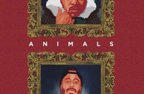Music | Animals – @TumiMolekane  @AlondaRich @BennyBsf #W2TM
