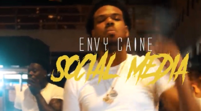 Video | Social Distance [ 🎥 By ‪@kapomob ‬] – Envy Caine #W2TM