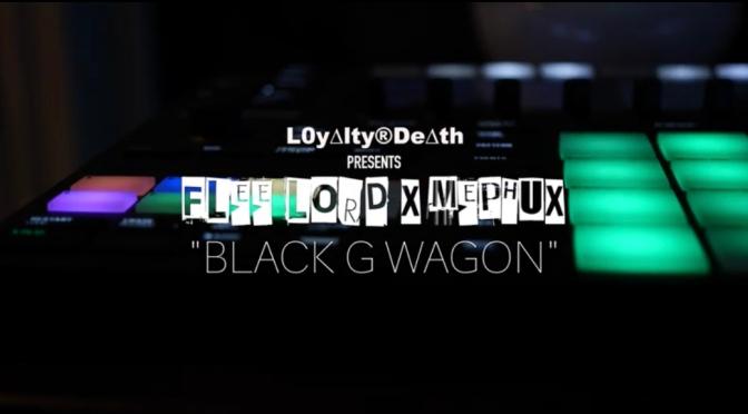 Video | Black G-Wagon – @inf_mobb_flee x @Mephux #W2TM