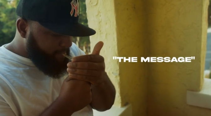 Video | The Message [ Produced By The Prxspect ] -‪ @therealicelord ‬#W2TM