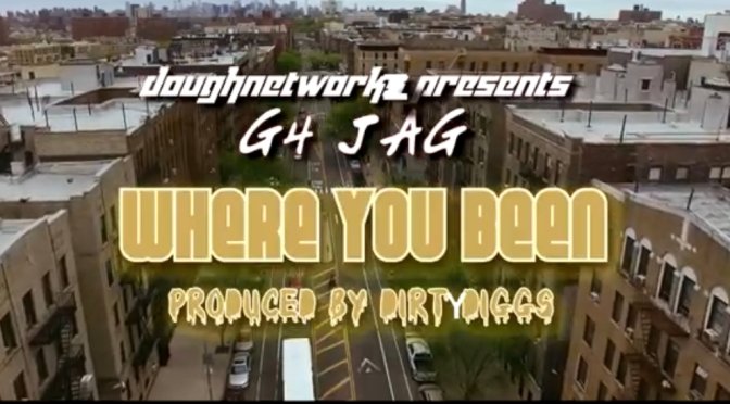 Video | Where You Been –  ‪@doughnetworkz x @G4jag x @DIRTDIGGS #W2TM‬