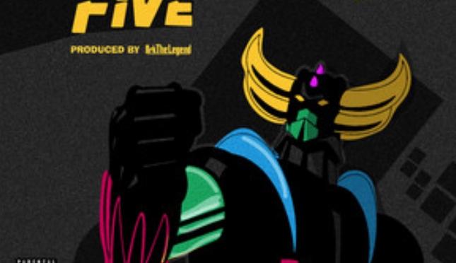 Listen & Purchase | Force Five – @dntebyhim x @DrkTheLegend #W2TM
