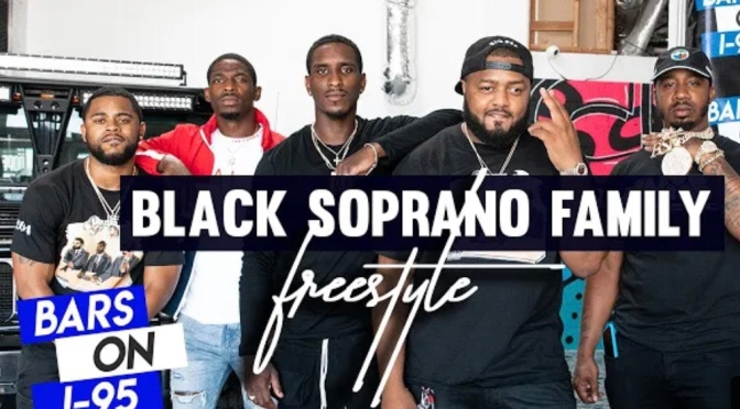 Video | Black Soprano Family ( B$F ) ‪@BARSONI95 ‬Freestyle – ‪@BennyBsf x @Heem_700 x @PrettyRickyHyde ‬#W2TM