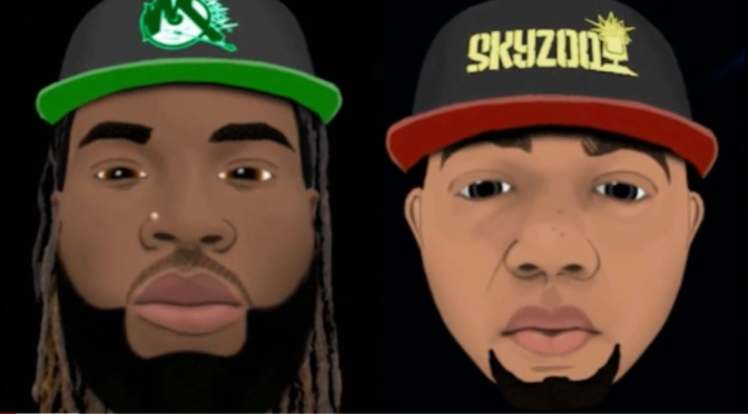 Video |City Rises Up – ‪@MayhemofEMS x @ReckonizeReal ‬x @skyzoo #W2TM