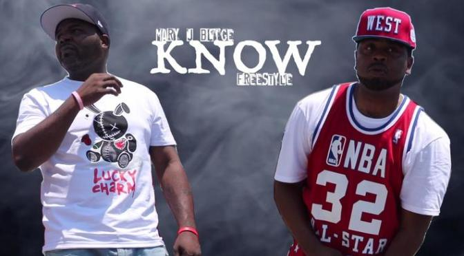 Video | Know Freestyle – ‪@kohleone914 x Mary J. Blige x Marc Mula‬ #W2TM