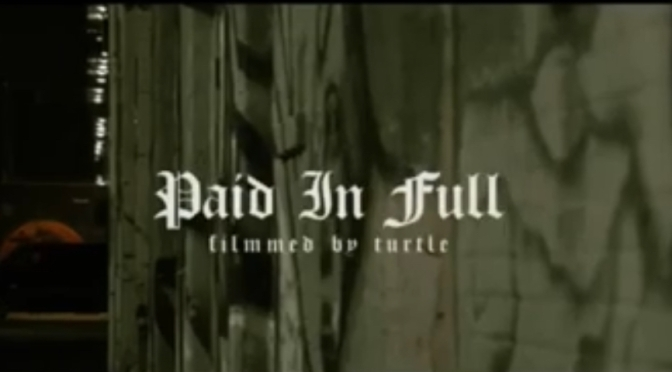 Video | Paid N Full – ‪@BugzyNino ‬#W2TM