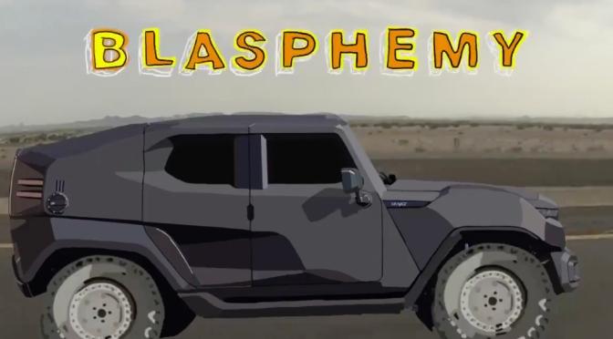 Video | BLASPHEMY –  @dalocksmith x @CrookedIntriago