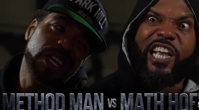 Legends Only | @methodman vs @MATHHOFFA ‬ #W2TM