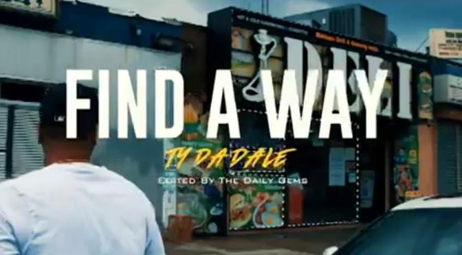 Video | Find A Way – @jesus_heisttt #W2TM