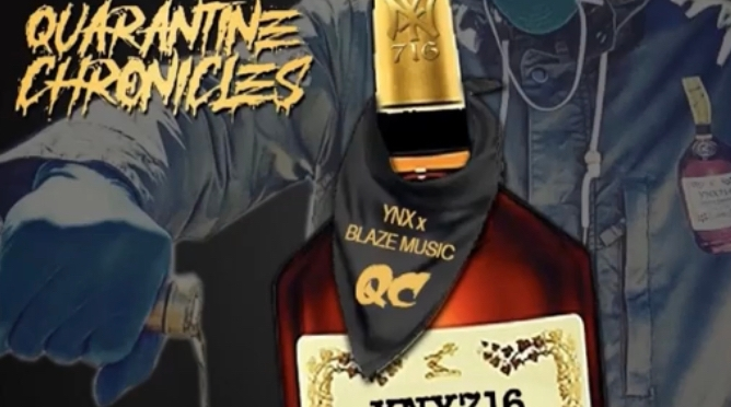 Listen & Purchase | Quarantine Chronicles – @ynx716  #W2TM