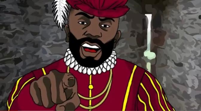 Video | Shakespeare – @TtheGAWD x Max Julian Animated By @bigherculez #W2TM