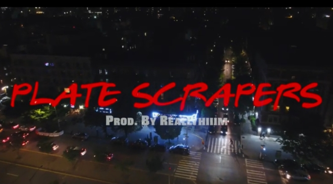 Video | plate scrappers [ Produced By @Reallyhiiim ] – @BaBadd_EbE x @OGShaHef #W2TM