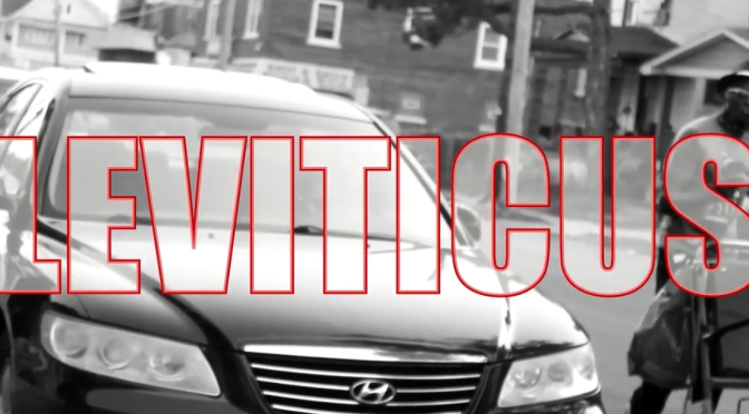 Video | Leviticus – @Creasy_HO  #W2TM
