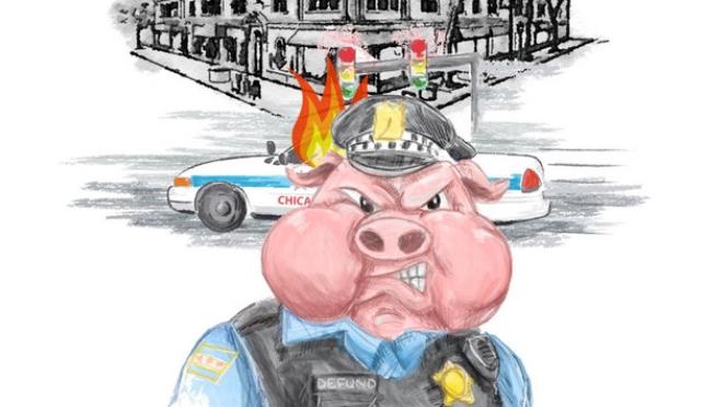 Stream | Good Cops Don't Exist @ChrisCrackNDC #W2TM