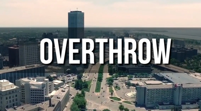 Video | Overthrow [ Produced By @IamSpesh ] – Street Justice #W2TM