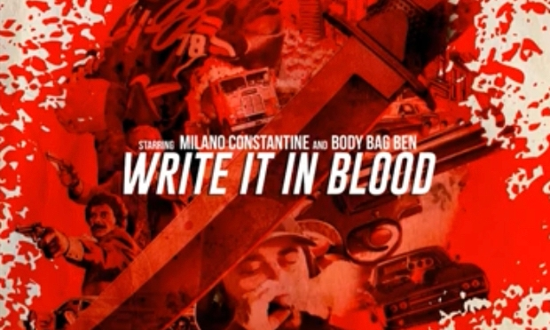 Listen & Purchase | Write It in Blood – @Milano7Warriors x @BodyBagBen1 Features Includes: @planetasia @BugzyNino #W2TM