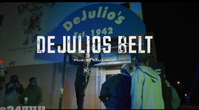 Video | DeJulio's Belt – @BaBadd_EbE x @Reallyhiiim #W2TM