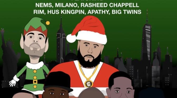 Music | Jingle Rap – @DjSkizz x @NEMS_FYL x @Rim_Davillins x @rasheedchappell x @HusKingpin x @Apathy_BZ x @BIGTWINSQB x @Milano7Warriors #W2TM