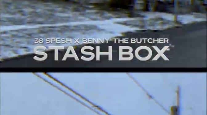 Video | Stash Box [ Produced By 38 Spesh ] – @IamSpesh x @BennyBsf #W2TM