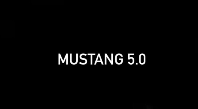 Music | Mustang 5.0 – @actatumonline #W2TM