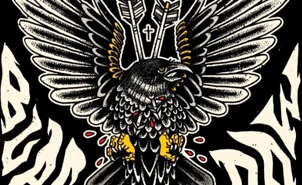 Stream Album | Black Crow – @fingers2fat #W2TM