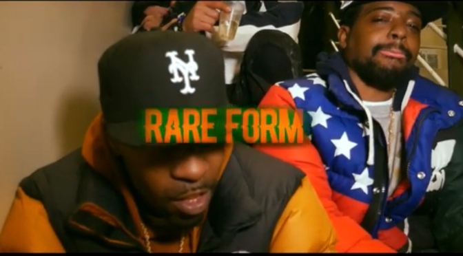 Video | Rare Form – @_EddieKaine x @GhawdWavy #W2TM