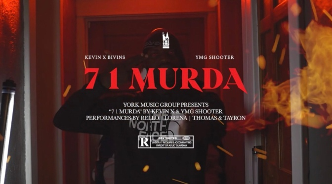 Video | 7 1 Murda – @2gunshooter x Kevin X #W2TM