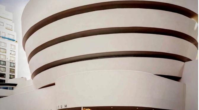 Music  Guggenheim – Garcia Vega #W2TM