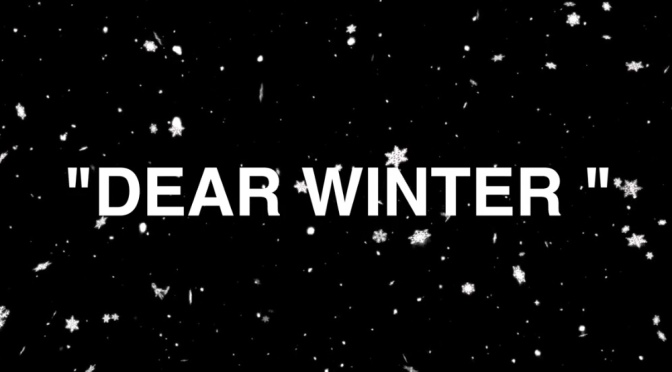 Video | Dear Winter – @LarryJuneTFM x @jayworthy142 #W2TM