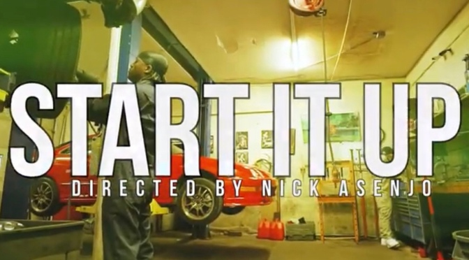 Video | Start It Up – @PaBuckxz x @YpDaPharaoh #W2TM