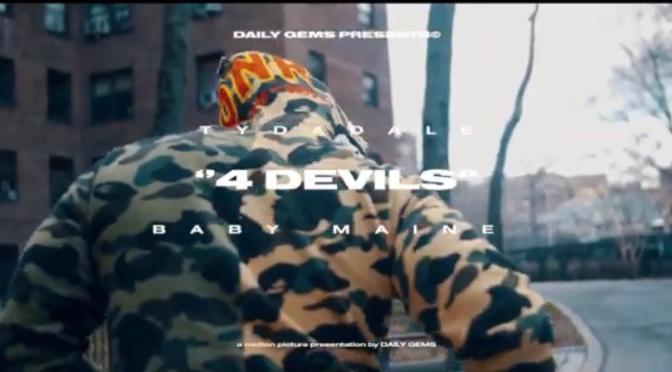 Video | 4 Devils – @jesus_heisttt x @babymainehl44 #W2TM