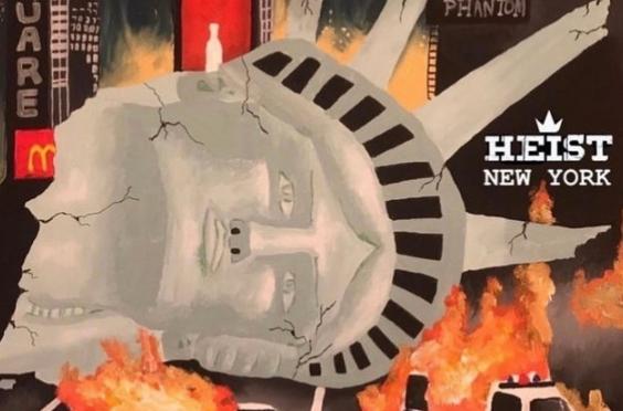 Listen & Purchase | Heist New York – Heist Life ( @jesus_heisttt x @sauceheist x @babymainehl44 )