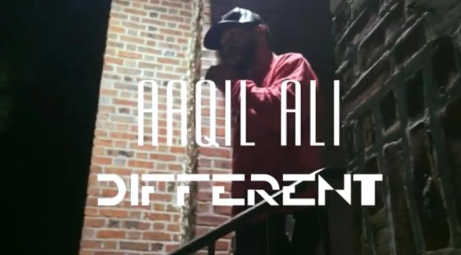 Video | Different – @Aaqil_ali_el #W2TM