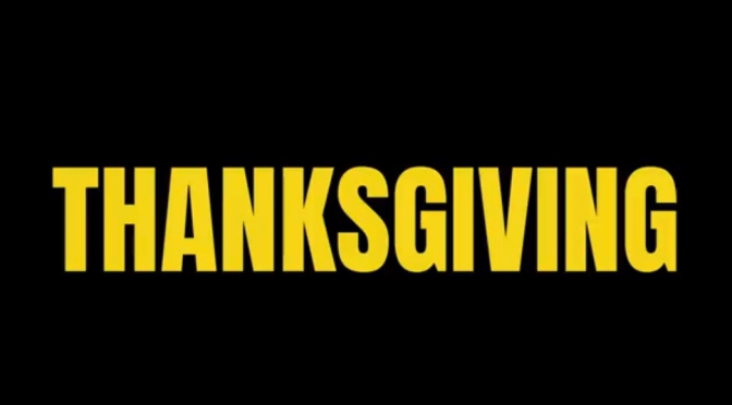 Video | Thanksgiving – @BennyBsf #W2TM