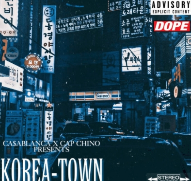 Listen & Purchase | Korea-Town – @Casablanca92fs Features Includes: @MephLuciano @ynx716 @DREColombianRaw  #W2TM