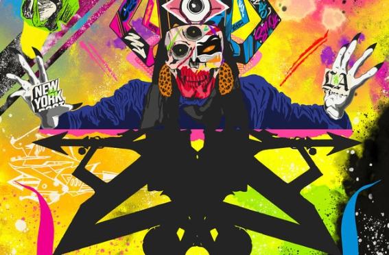 Stream Album | Rammellzee – @DJ_Muggs x @inf_mobb_flee #W2TM