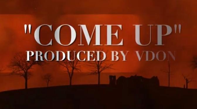 Video | Comeup [ Produced By @VDONSOUNDZ ] – @GodGoldin x Duce #W2TM