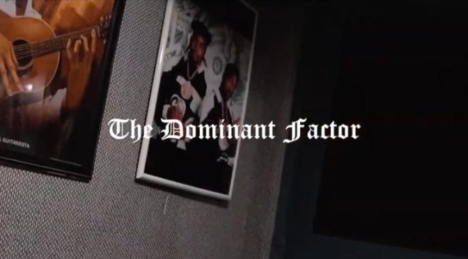 Video | The Dominant Factor – @RealioSparkz x @ClyptoBeatz #W2TM